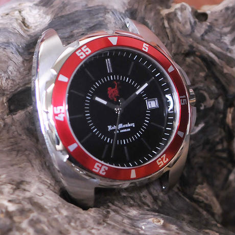 "Challenger Linear (Red Bezel) ""旧 MS+MB"""