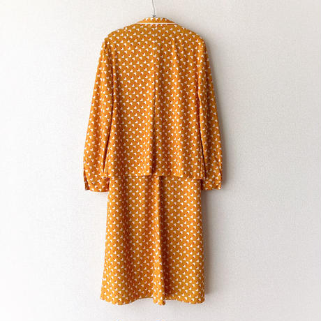 Vintage blouse and dress