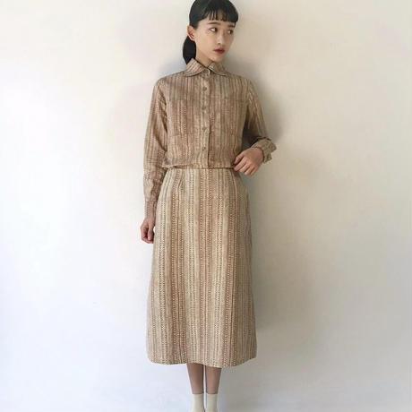 70's Marimekko vintage tops and skirt