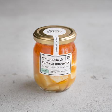 モッツァレラとドライトマトのマリナード Lサイズ