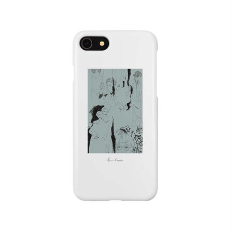 iPhone case(yo haku)