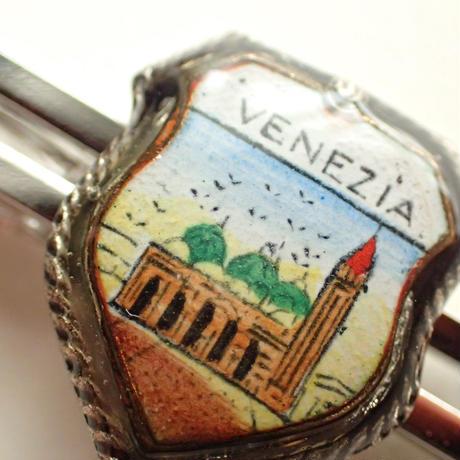 ヨーロッパの街並みネクタイピン #017[ヴェネツィア/Italy]