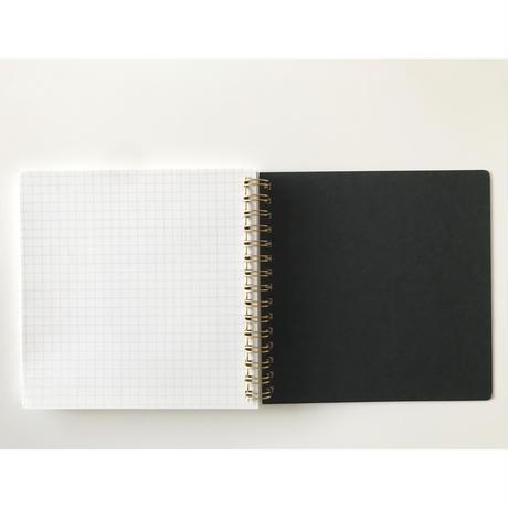 ハードカバー&リングノート 2冊セット