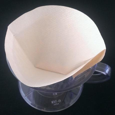 無漂白ペーパーフィルター102(3~4杯用) 400枚(40枚入×10個)