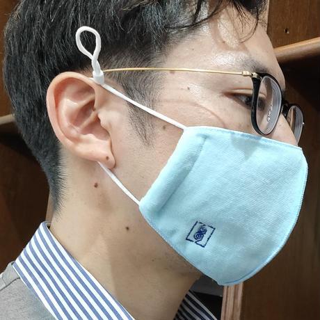 光輝書法会 ロゴ入りマスク(水色)【限定30個】