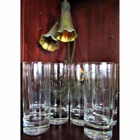 いろは・ひふみ曼荼羅グラス Sサイズ  6個 家庭使い(化粧箱は付きません)