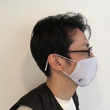 光輝書法会 ロゴ入りマスク(グレー)【限定30個】