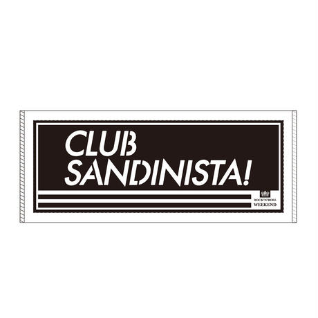CS!LOGO TOWEL (84cm x 34cm) / CLUB SANDINISTA!