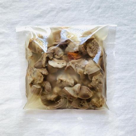 砂肝オイル漬け(ドライトマト入り)