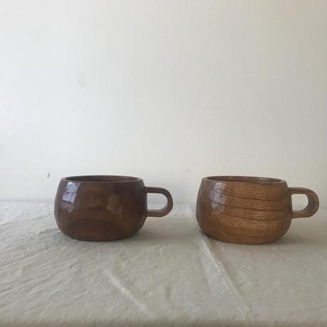 たま木工 スープカップ (センダン)