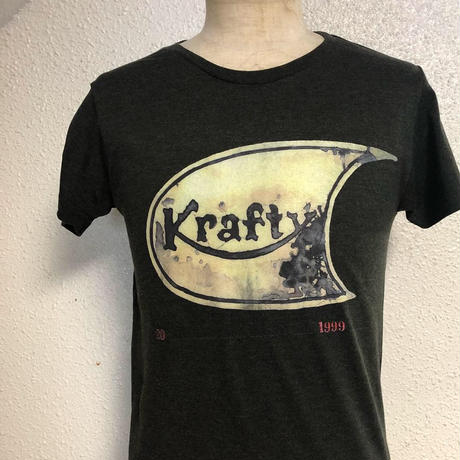 Krafty Tank -T Vintage Blk
