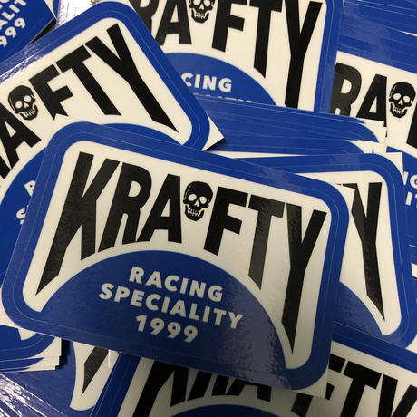 KRAFTY RC 1999 STICKER