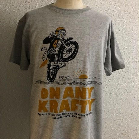 ON ANY KRAFTY-T GRY