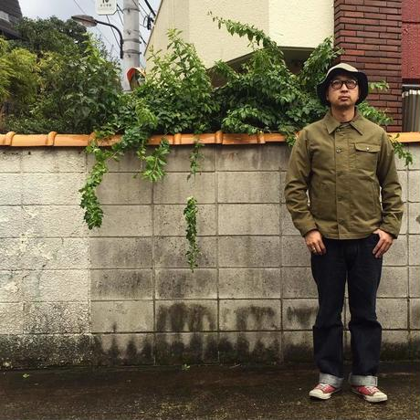 UNCROWD A-2 JACKET OLIVE SALE!!