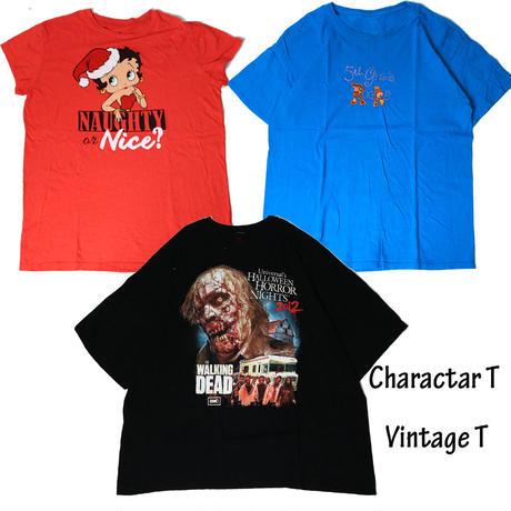 プリントTシャツアソート 10P セット サイズMIX 【USA輸入古着】