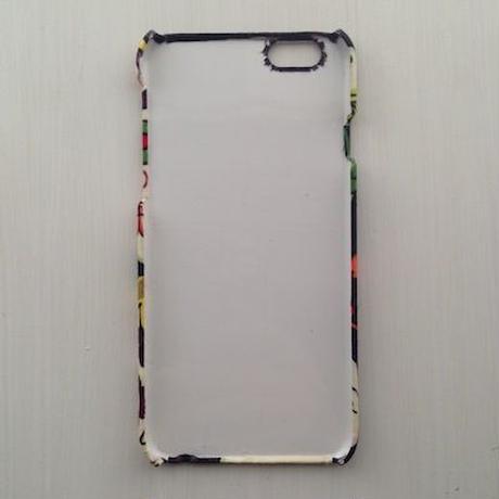 iPhone5/5S/5C/6/6Plus ケース   フリーダ・カーロ/ハートのスカル