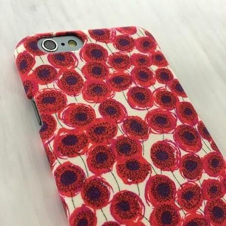 [ iPhone5/5S/5C/6/6S/6Plus/ ケース ] リバティ : ザンジー・サンビーム