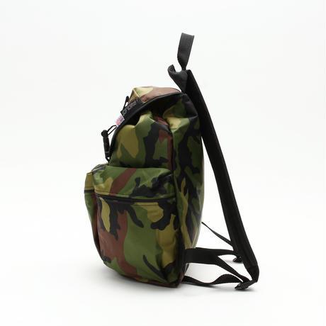 3POCKET BACK PACK(Lサイズ) WOODLAND CAMO