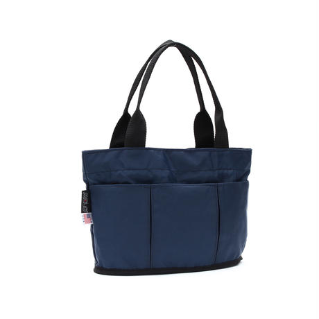 OVAL SHAPED TOTE BAG(Mサイズ) NAVY