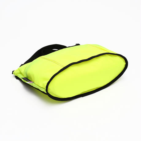 OVAL SHAPED BAG(Lサイズ) YELLOW
