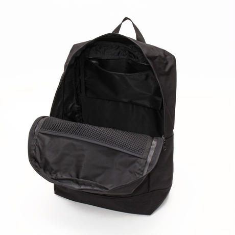 DIAGONAL ZIPPER BACKPACK1000D(Lサイズ) BLACK
