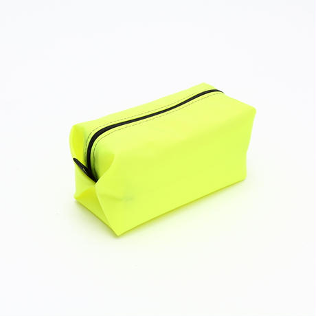 SQUARE POUCH(Mサイズ) YELLOW