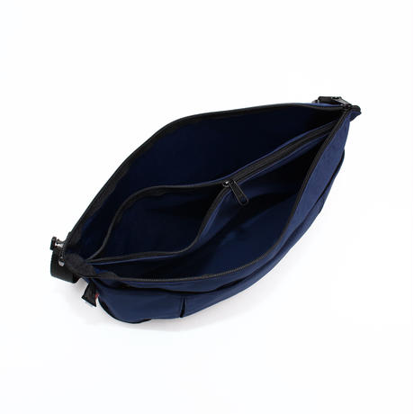 OVAL SHAPED BAG(Lサイズ) NAVY