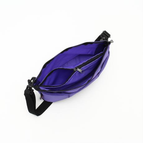 OVAL SHAPED BAG(Mサイズ)  PURPLE