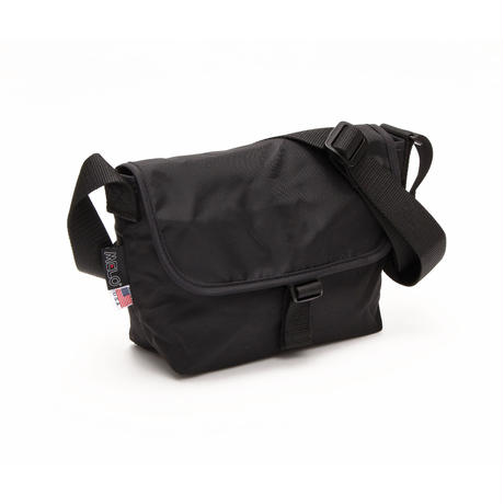MESSENGER BAG (Mサイズ)BLACK