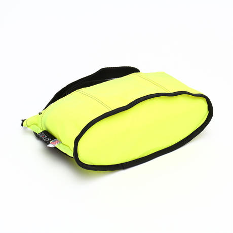 OVAL SHAPED BAG(Mサイズ)  YELLOW