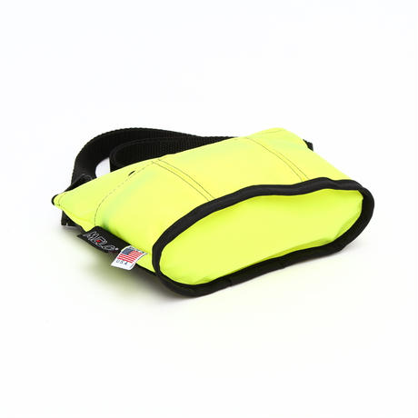 OVAL SHAPED BAG(Sサイズ) YELLOW