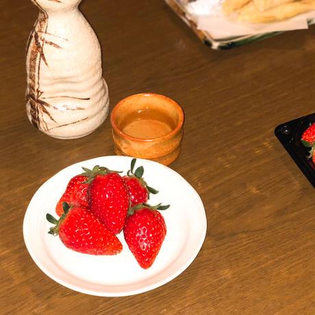 いちご1パック&八ヶ岳産ミニトマト約1kgセット