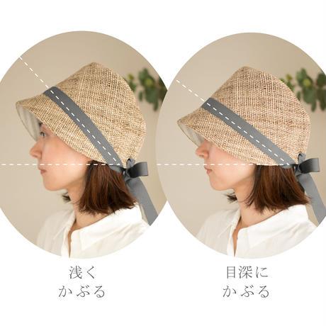 麦わら帽子 【55|62】サイズオーダー Made to order
