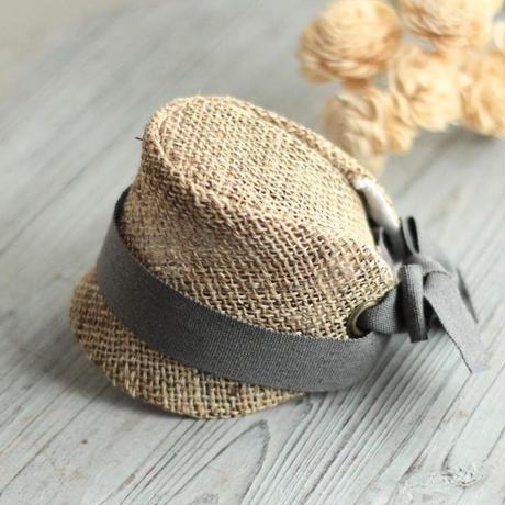ドール 麦わら帽子