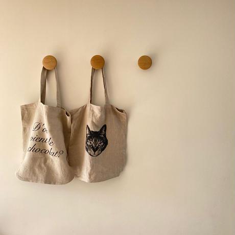 ビスコトートバッグとカカオパウダーのセット