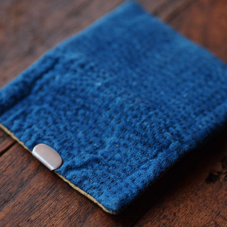 SASHIKO CARD CASE(JAPAN×USA)