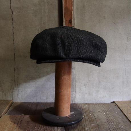 FRENCH VINTAGE FABRIC CAP ~type newsboy~58
