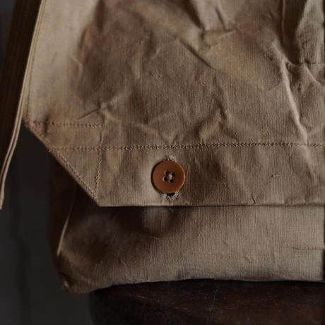JAPAN VINTAGE FABRIC BAG~type bread~②