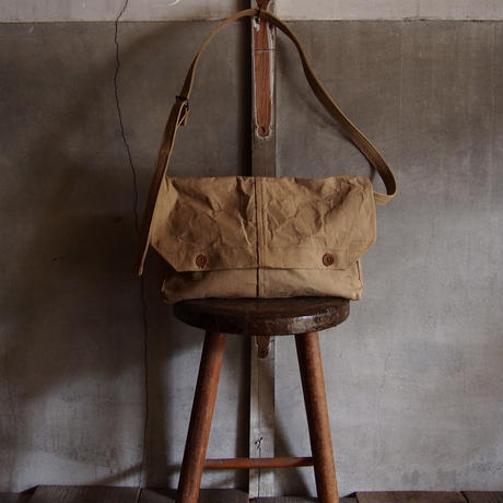 JAPAN VINTAGE FABRIC BAG~type bread~①