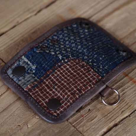 BORO LEATHER KEY CASE(JAPAN×USA)