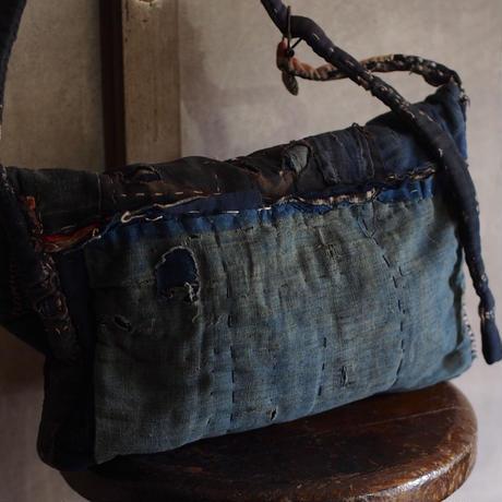 BORO(襤褸)SHOULDER BAG