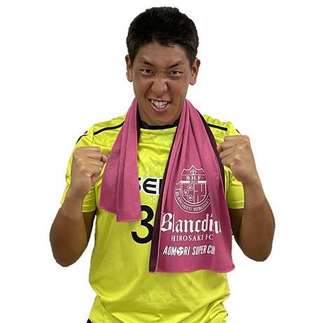 【AOMORI スーパーカップ2021公式グッズ】クールタオル