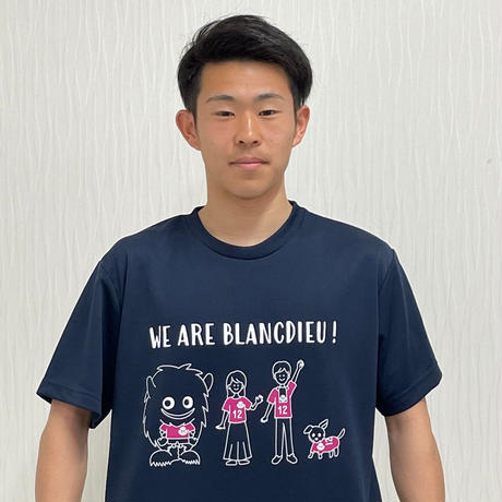 みんな仲間!Tシャツ