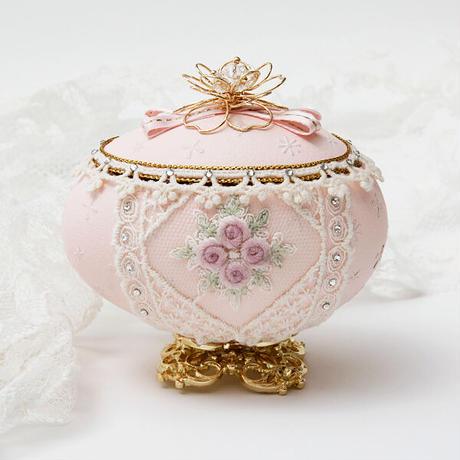 340-9027 ふっくらグースの宝石箱 B