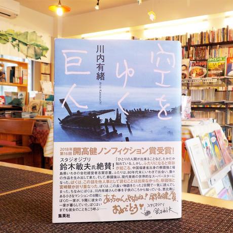 新刊:『空をゆく巨人』 著:川内有緒