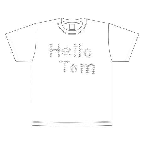Hello Tom Tシャツ ( ホワイト )