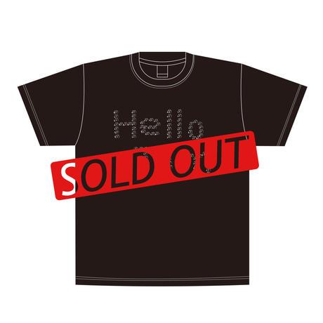 Hello Tom Tシャツ ( ブラック )
