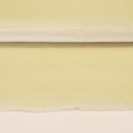アクリルモヘア(岡田織物)白色 65cmx100cm
