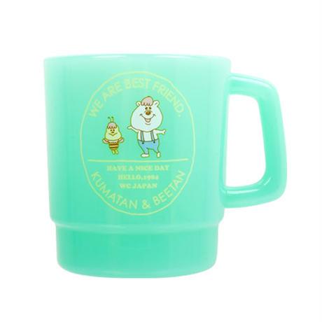 スタッキングプラカップ 【KMTG-070GR】