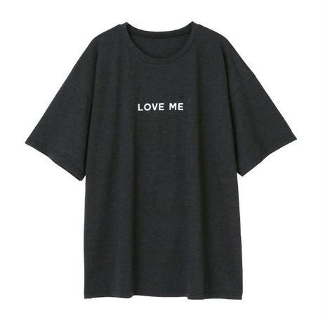 LOVE ME BIG Tee【KMT-250DG】